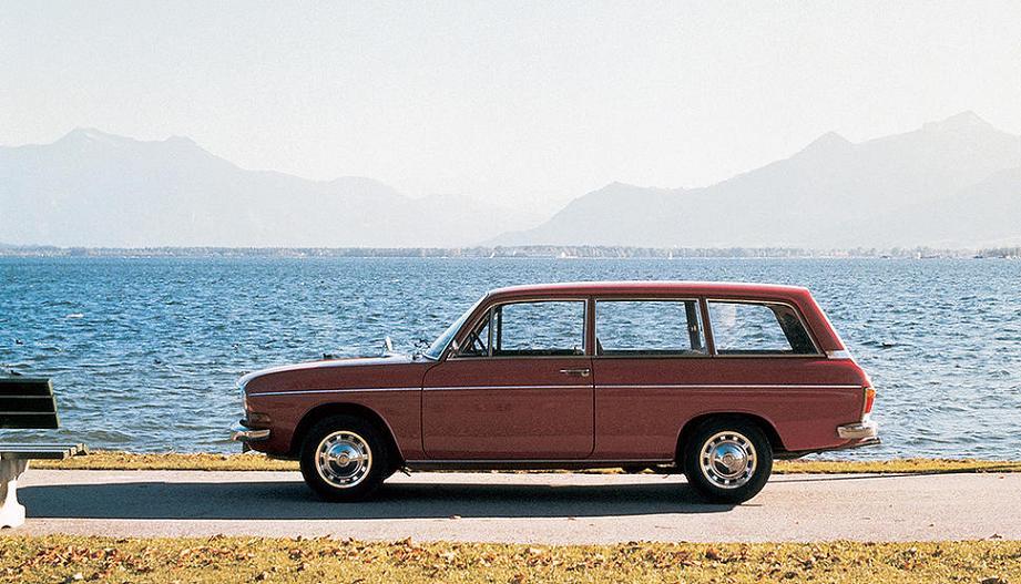 Audi 72 Variant