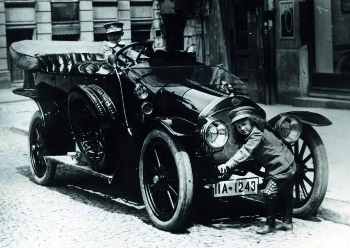 Audi Typ A