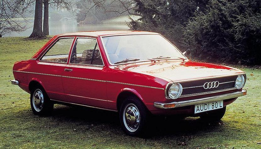 Audi 80 1972