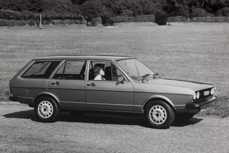 Audi 80 Estate 1974