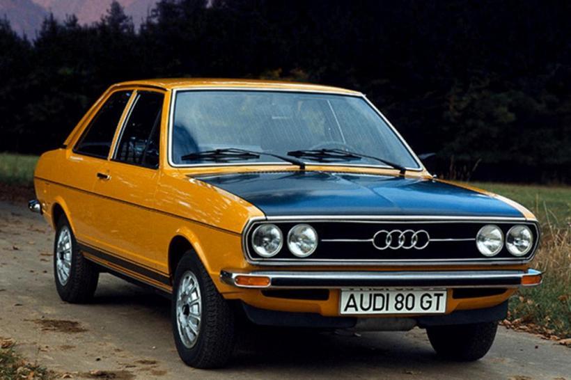Audi 80 GT 1973