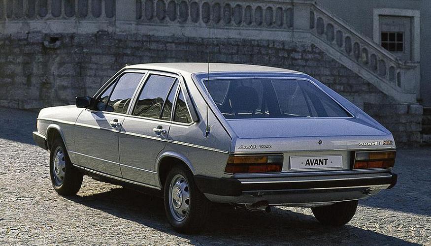 Audi 100 Avant 1977