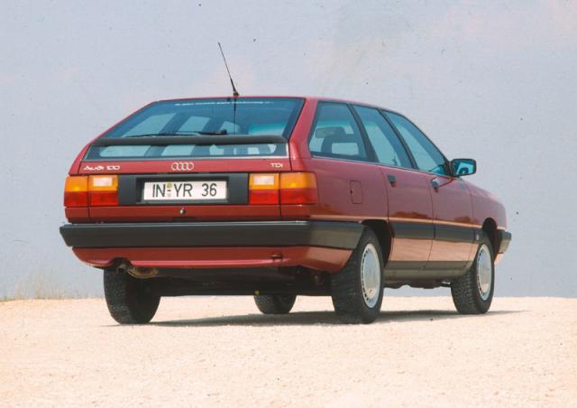 Audi 100 TDI Avant 1989