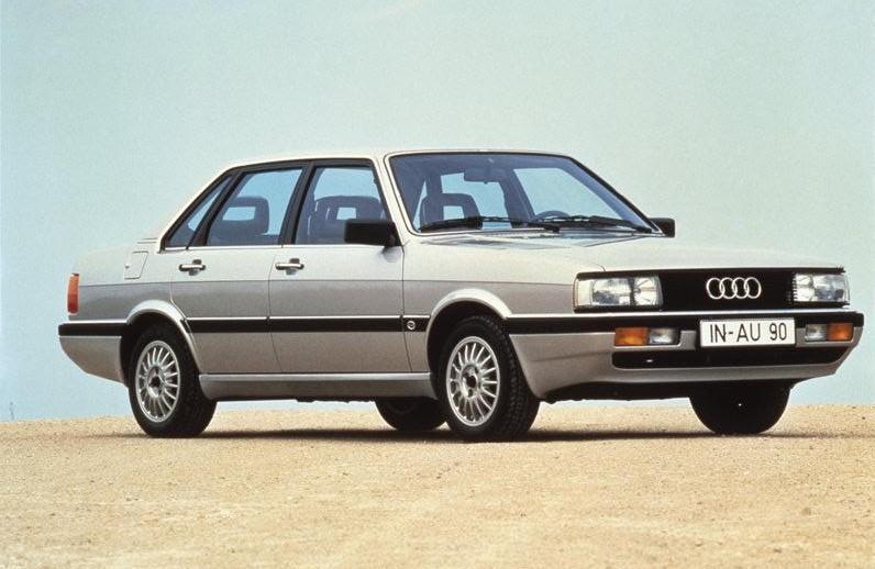 Audi 90 1984