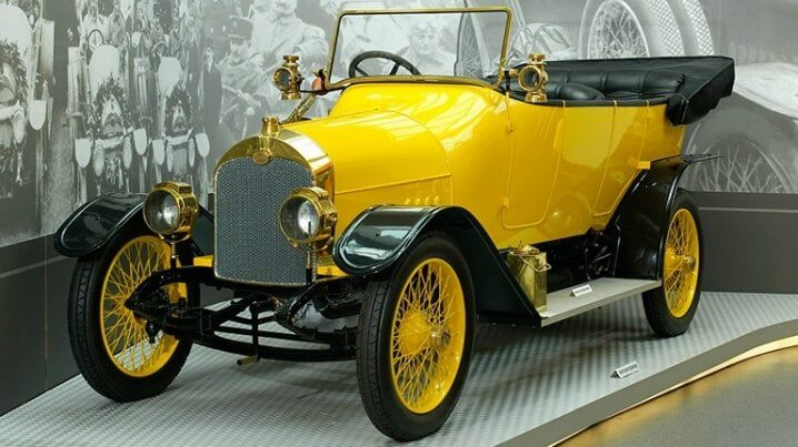 Audi Typ C