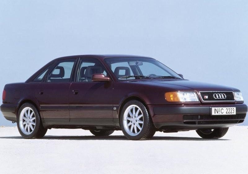 Audi 100 S4 1991