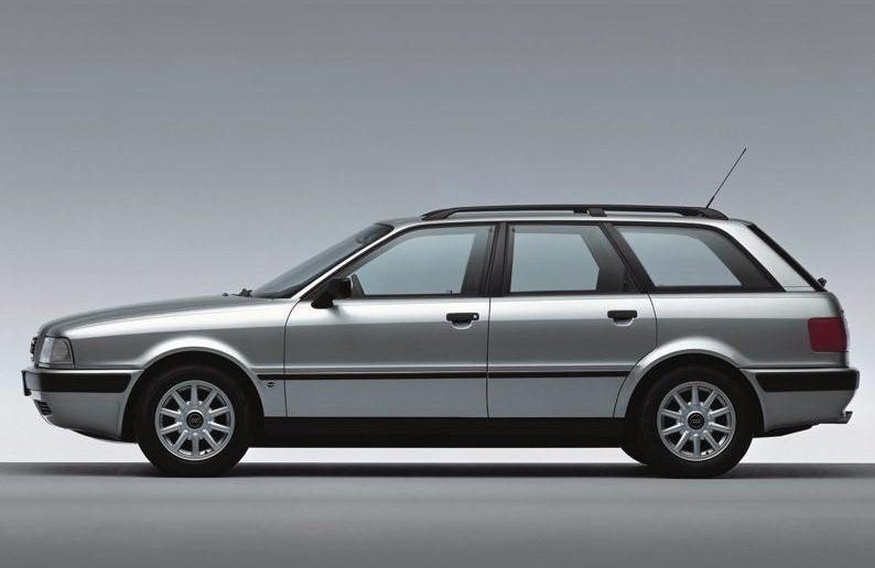 Audi 80 Avant 1991