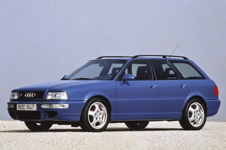 Audi 80 RS2 - 1994
