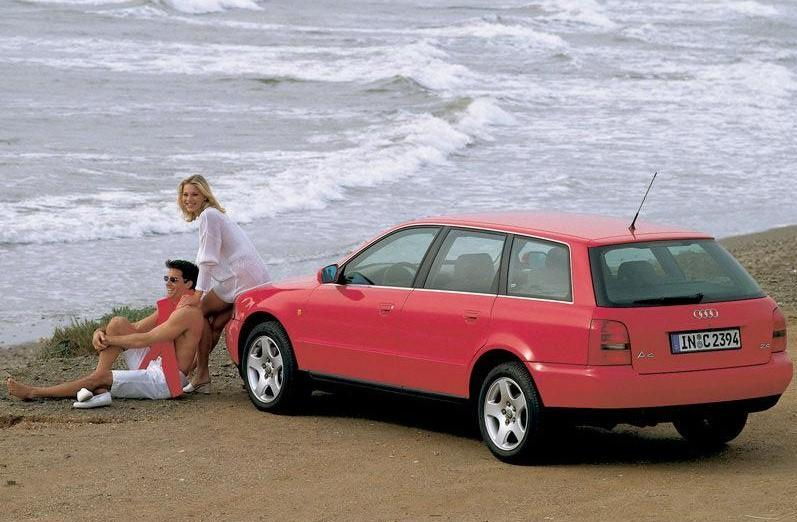 Audi A4 Avant 1998