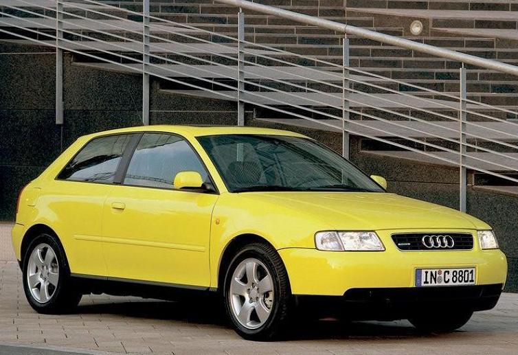 Audi A3 Quattro 1998