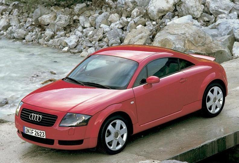 Audi TT - 2001