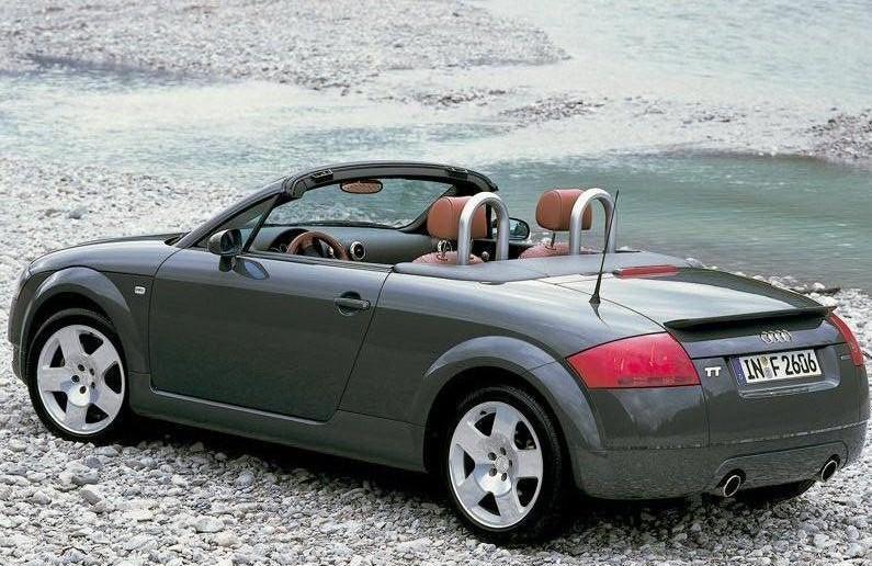 Audi TT Roadster 1999