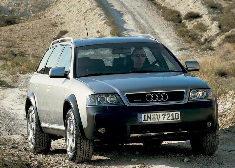 Audi A6 Allroad Quattro 2000