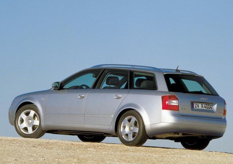Audi A4 Avant 2001