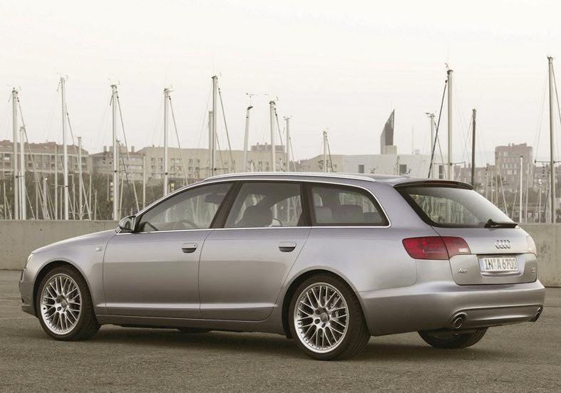 Audi A6 Avant 2005