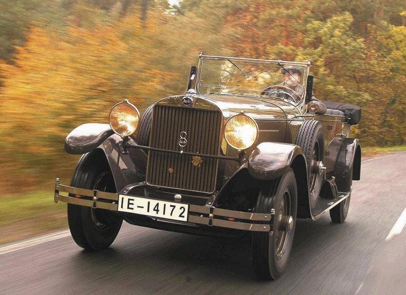 Audi Imperator 1929