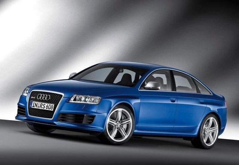 Audi RS6 2006
