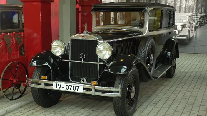 Audi Typ SS