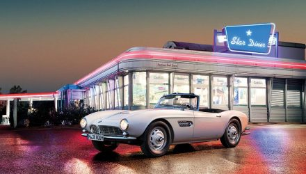 BMW 507  Elvis Presley 2016