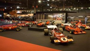 Salonul Retromobile Paris 2017