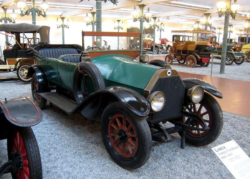 Lancia Epsilon 20-30 HP - 1912