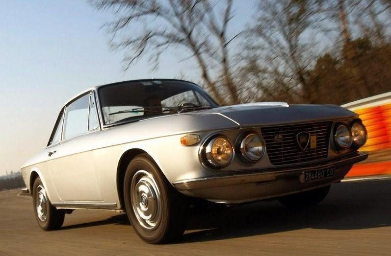 Lancia Fulvia Coupe - 1967