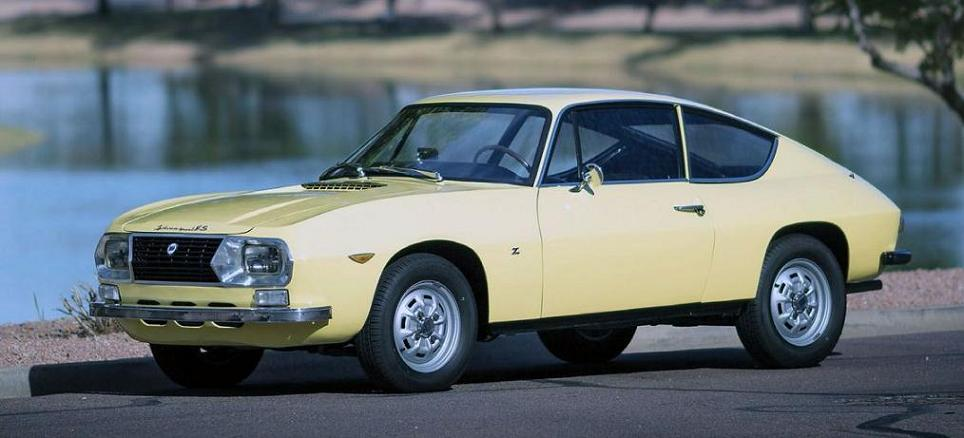 Lancia Fulvia Sport Zagato - 1969
