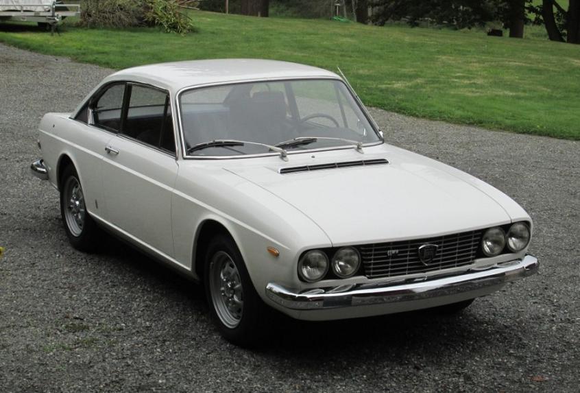 Lancia Flavia 2000 Coupe - 1970
