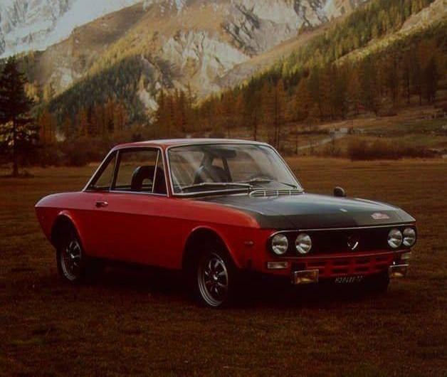 Lancia Fulvia Coupe 1.3S Montecarlo - 1971