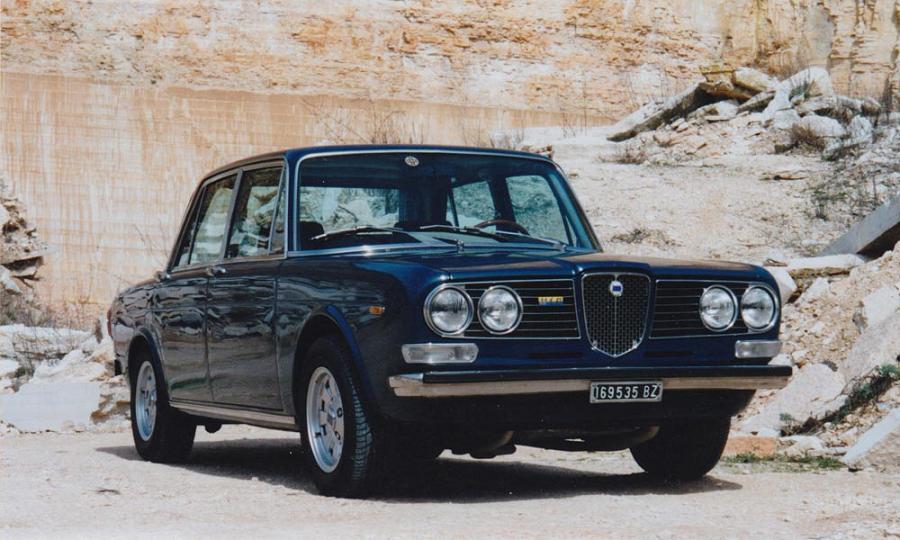 Lancia 2000 Berlina - 1971