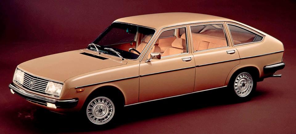 Lancia Beta Berlina - 1976