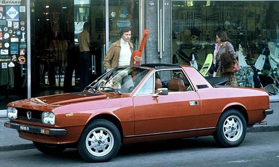 Lancia Beta Spyder - 1976