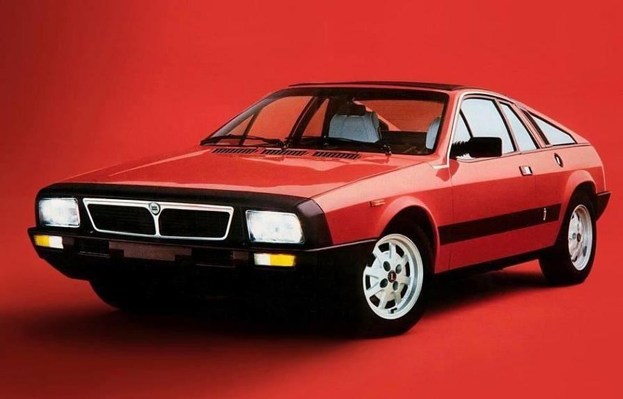 Lancia Beta Monte Carlo - 1979