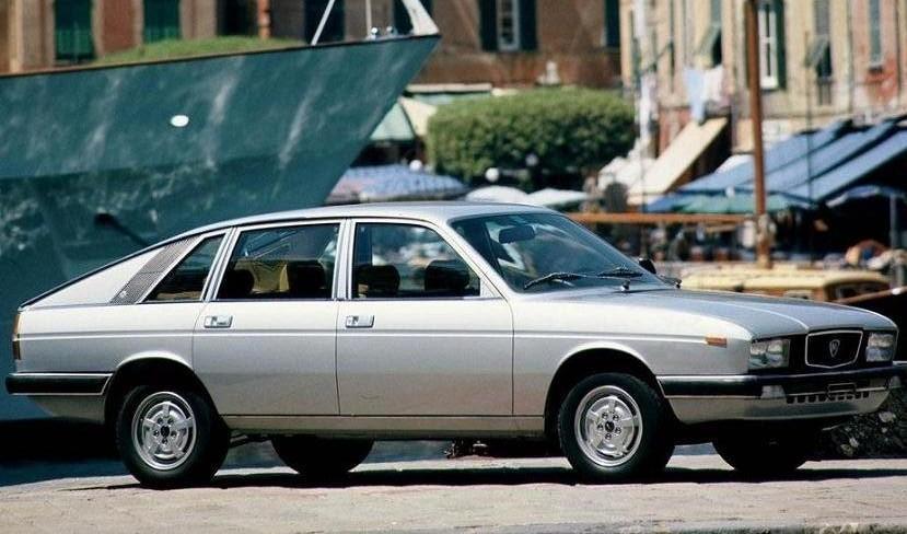 Lancia Gamma Berlina - 1976