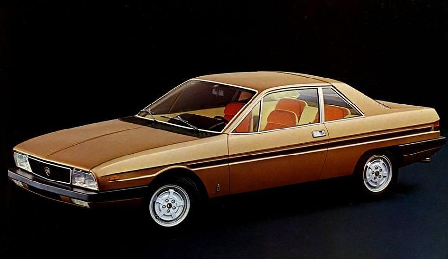 Lancia Gamma Coupe - 1976
