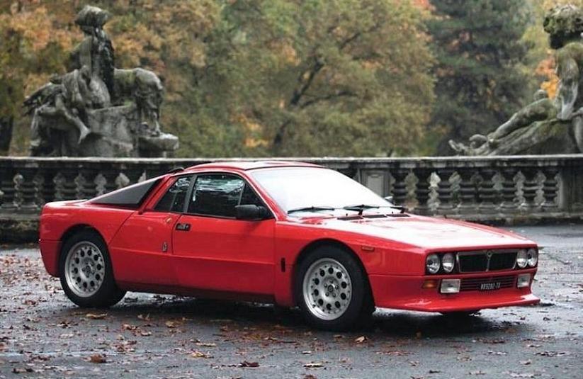 Lancia 037 - 1982