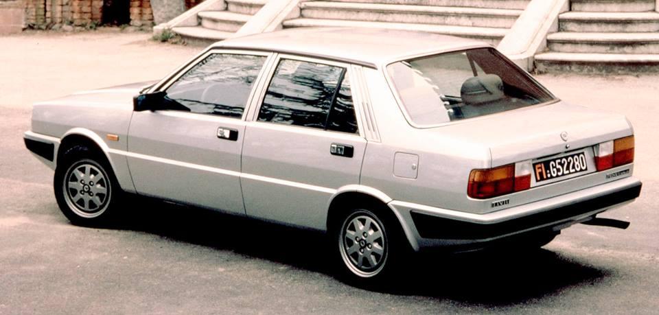 Lancia Prisma - 1982