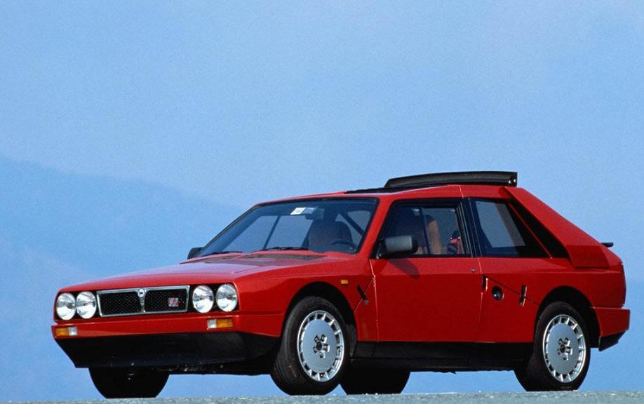 Lancia Delta S4 - 1985