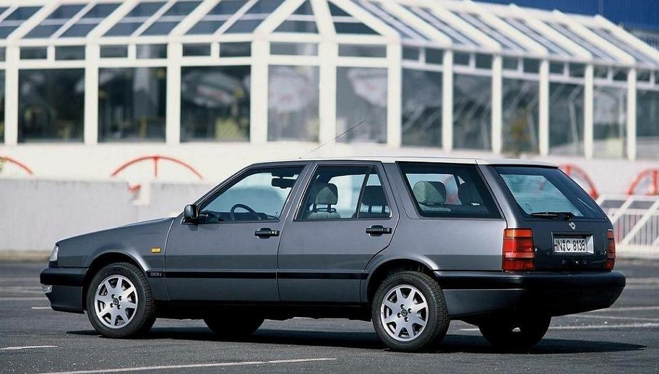 Lancia Thema Station Wagon - 1992