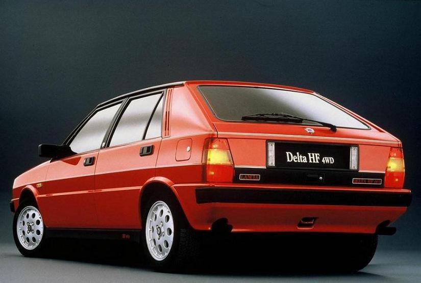 Lancia Delta HF 4WD - 1986