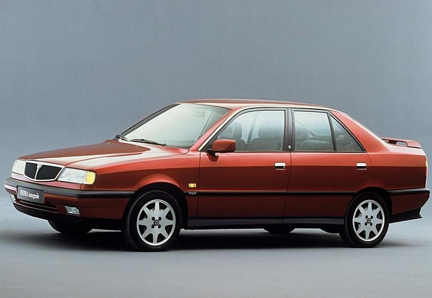 Lancia Dedra Integrale - 1991
