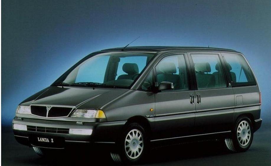 Lancia Zeta - 1994