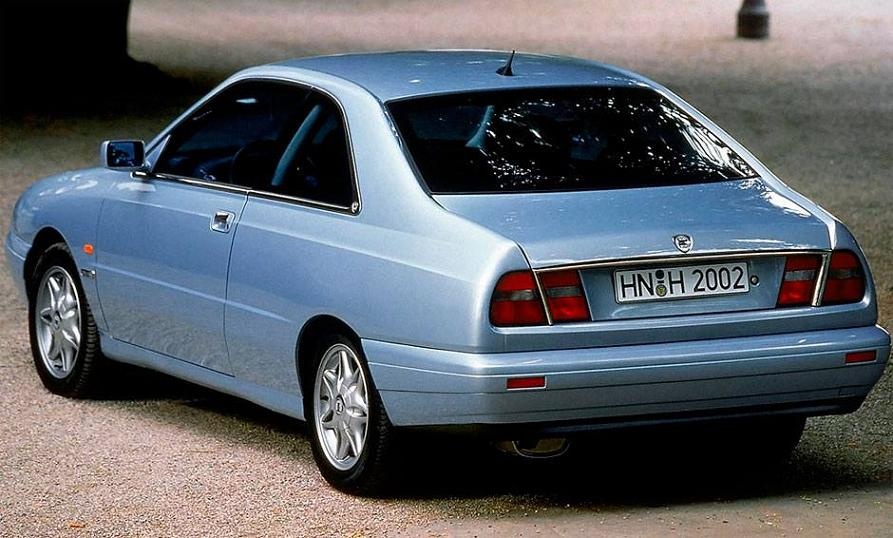 Lancia Kappa Coupe - 1998