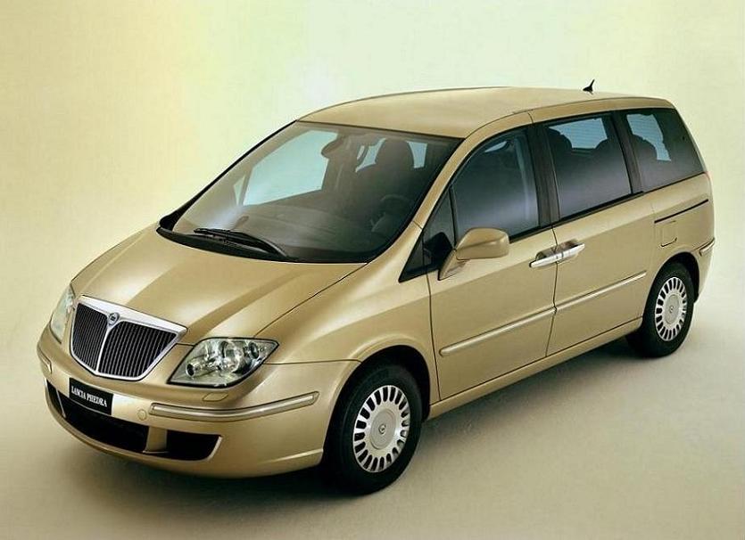 Lancia Phedra - 2002