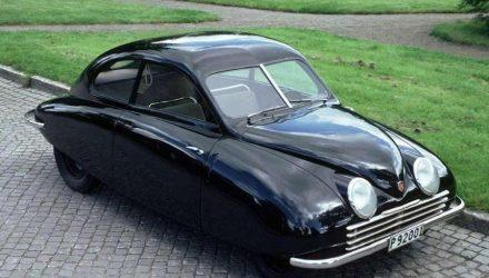Prototip SAAB 92001 - 1947