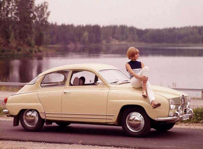 SAAB 96 - 1965