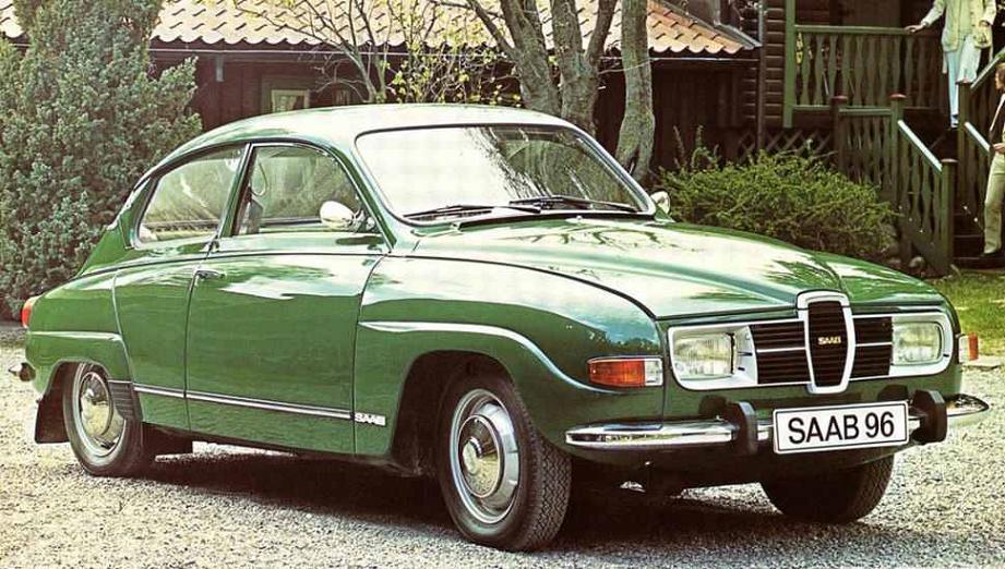 SAAB 96 - 1969