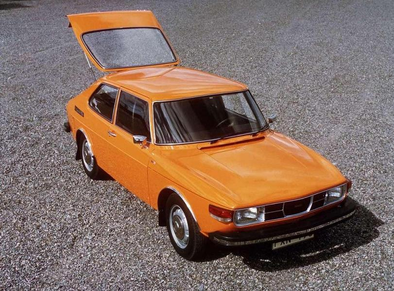SAAB 99 Combi Coupe - 1974
