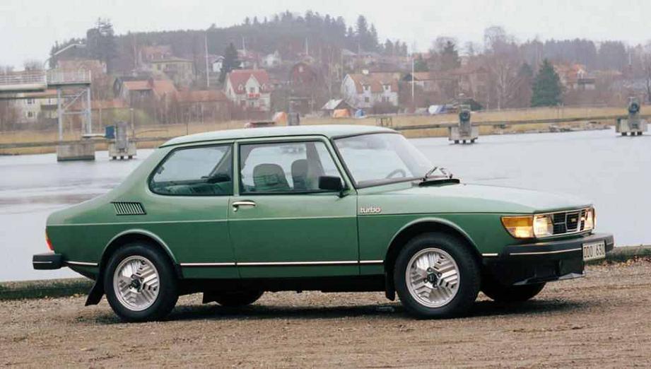 SAAB 99 Turbo - 1979