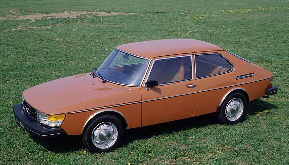 SAAB 900 Combi - Coupe 3 uși - 1979